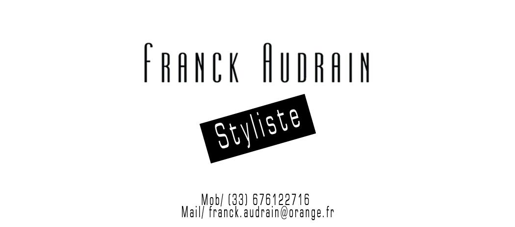 Franck Audrain - Collection F/H - Accessoire - Evénementiel - 3D