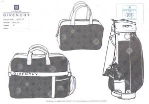 Franck Audrain-Givenchy-Collection-Golf-Givenchy-Sac