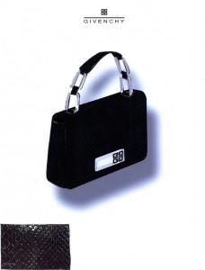 Franck Audrain-Givenchy-Sac-en-Python-